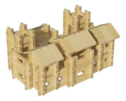 Конструктор деревянный Лесовичок Крепость №4
