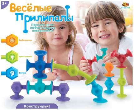 Конструктор мягкий ABtoys Веселые 10 деталей PT-00798(WZ-A4772)