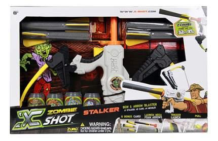 Луки и арбалеты игрушечные ZURU X-shot. Лук зомби