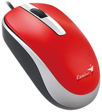 Проводная мышка Genius DX-120 Red (31010105104)
