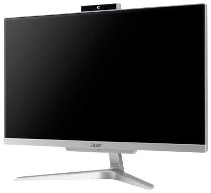 Моноблок Acer Aspire C22-860 DQ.B93ER.002 Серебристый