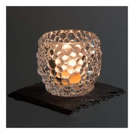ShiShi Подсвечник Воздушные Пузырьки, 8 см, стекло 46472