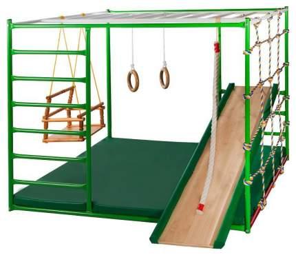Детский спортивный комплекс КМС Муравейник 2+ с горкой