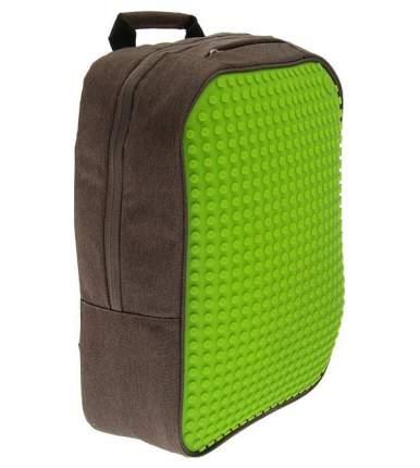 Рюкзак Upixel Canvas Classic зеленый 20 л