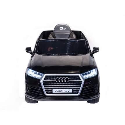 Электромобиль audi q7 черный Shenzhen toys JJ2188B