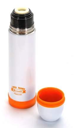 Термос Regent Promo 0,5 л белый/оранжевый