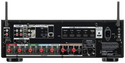 AV Ресивер Denon AVRX1500H BKE2
