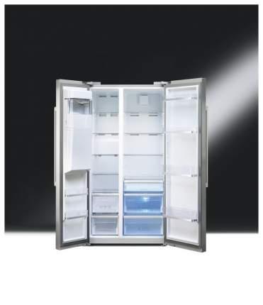 Холодильник Smeg SBS63XED Silver