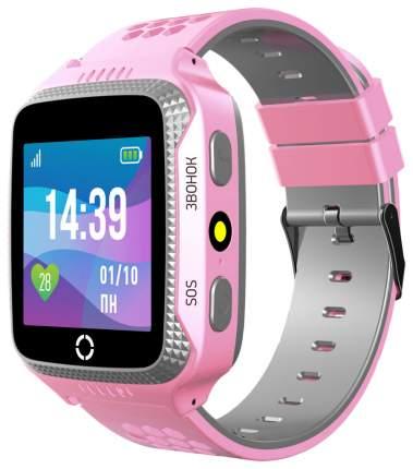 Детские смарт-часы Jet Kid Scout Pink/Grey