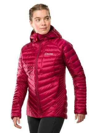 Спортивная куртка женская Berghaus Extrem Micro 2.0 Down Insulated, beet red, L