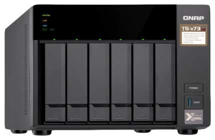 Сетевое хранилище данных Qnap TS-673-4G