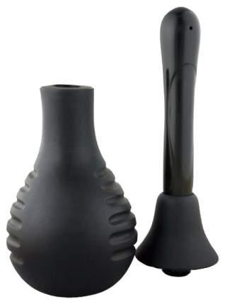 Анальный душ-стимулятор Smart Wash Torque Seven Creations черный