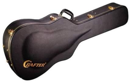 Полуакустическая гитара CRAFTER SA-BUB Кейс