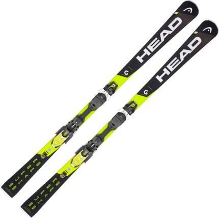 Горные лыжи Head Supershape i.Speed SW MFPR + PRD 12 2019, 170 см