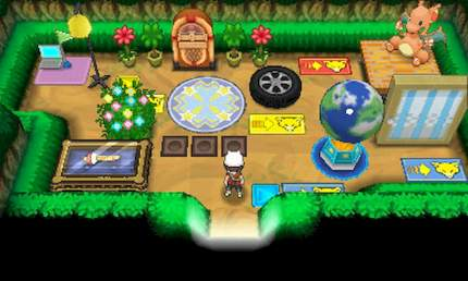 Игра Pokemon Alpha Sapphire для Nintendo 3DS