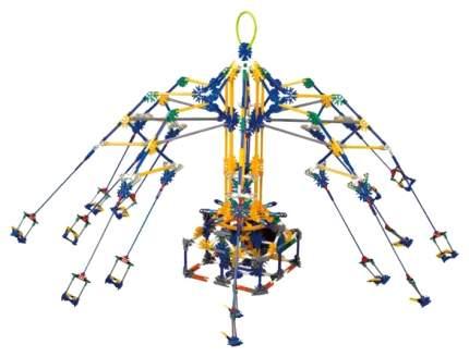 Электромеханический конструктор Loz Octopus whial карусель P0005