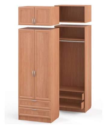 Платяной шкаф Мебель Смоленск MAS_SHO-01_1-OS 80х58х210, олльха