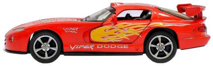 Машина металлическая Dodge Viper GTSR, масштаб 1:36, открываются двери, инерция Kinsmart