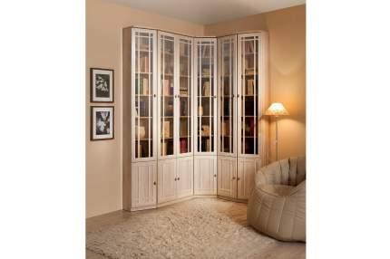 Шкаф книжный Hoff Sherlock 80296368 35х34,3х239,5, дуб сонома