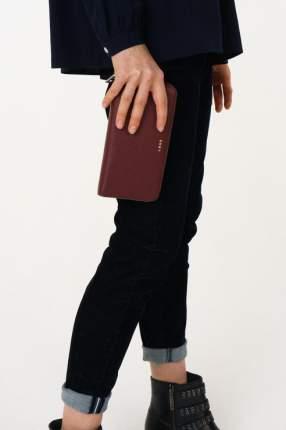 Кошелек женский DKNY R831A658 бордовый