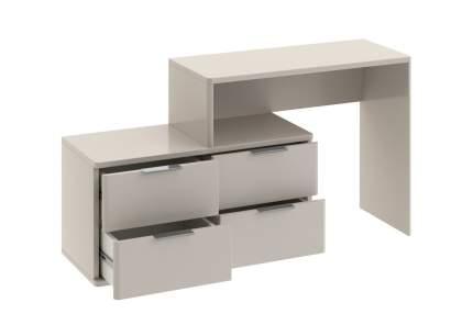 Туалетный столик Hoff 75х150х40 см, бежевый