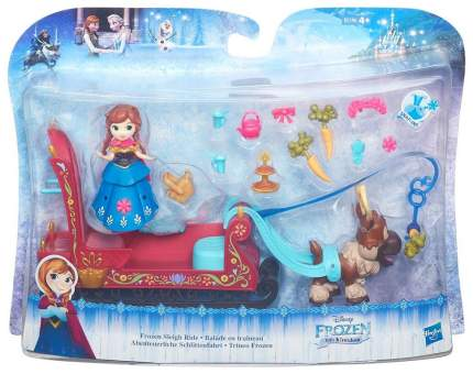Игровой набор маленькие куклы холодное сердце b5194 b5196 в ассортименте