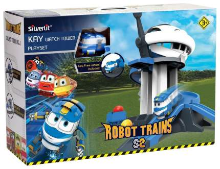 Набор игровой Robot Trains Дозорная башня