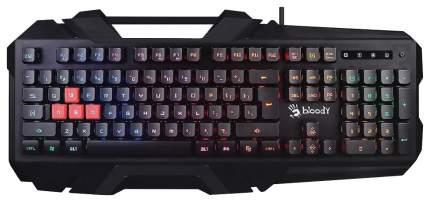 Игровая клавиатура A4Tech Bloody B150N Black