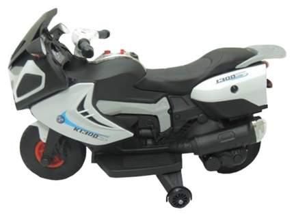 Детский электромотоцикл Jiajia JH-9928-W Белый