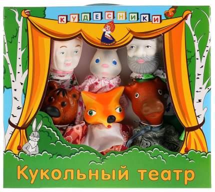 Кукольный театр Пфк игрушки Соломенный бычок 6 предметов