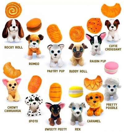 Мягкая игрушка Sweet Pups Сладкие щенки 1610032 в ассортименте