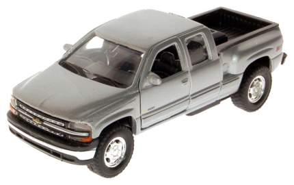 Коллекционная модель Welly Chevrolet Silverado 43750 в ассортименте