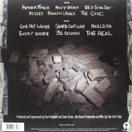 Виниловая пластинка Tracy Bonham The Burdens Of Being Upright (LP)