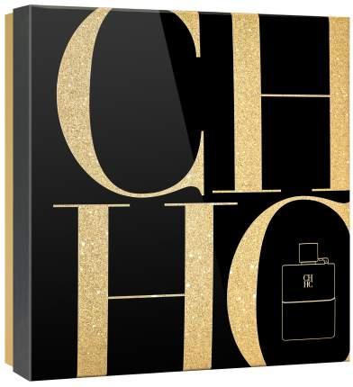 Парфюмерный набор Carolina Herrera CH Man Prive Set