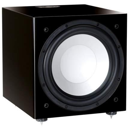 Сабвуфер Monitor Audio Silver RX W12 Black Gloss