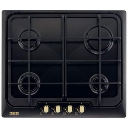 Встраиваемая варочная панель газовая Zanussi ZGG566414C Black