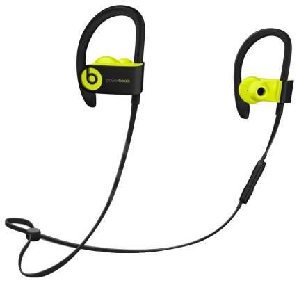 Беспроводные наушники Powerbeats3 Wireless Shock Yellow (MNN02ZE/A)