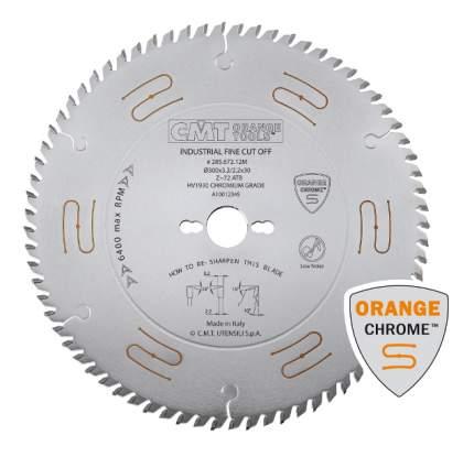 Пильный диск 250x30x3,2/2,2 10° 15° ATB Z=60 285.660.10M