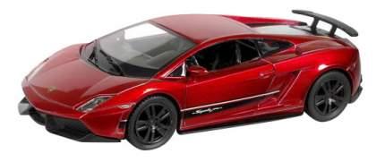 Машина Uni-Fortune 1:36 Lamborghini Gallardo LP570-4 Superleggera красный металлик