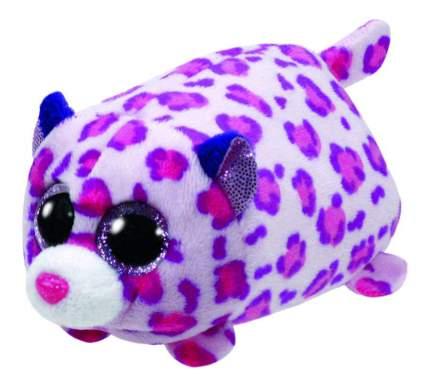 Мягкая игрушка TY Teeny Леопард розовый 10 см