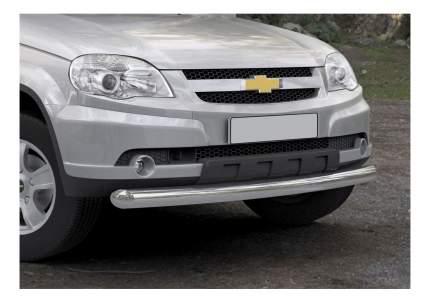 Защита переднего бампера RIVAL для Chevrolet (R.1004.001)