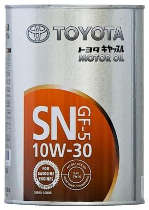 Моторное масло Toyota SN 10W-30 1л
