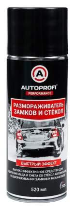 Антиобледенитель для стекол Autoprofi 529мл 150505
