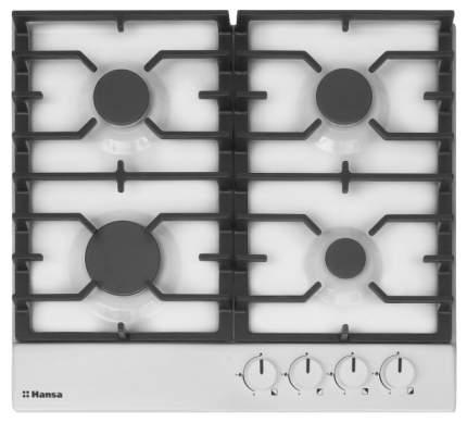 Встраиваемая варочная панель газовая Hansa BHGW 63030 White