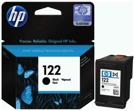 Картридж для струйного принтера HP 122 (CH561HE) черный, оригинал