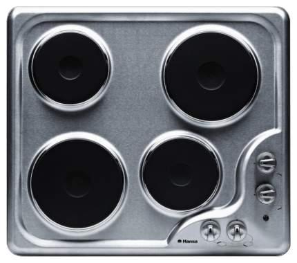 Встраиваемая варочная панель электрическая Hansa BHEI60130010 Silver