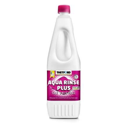 Thetford Жидкость для биотуалетов Thetford Aqua Rinse Plus для верхнего бака розовая 1.5л