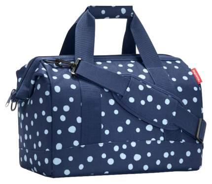 Дорожная сумка Reisenthel Allrounder Spots Navy 40 x 24 x 33,5