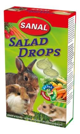 Лакомство для грызунов SANALSalad Drops, 45г