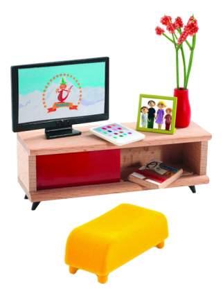 Телевизор для кукольного дома Djeco